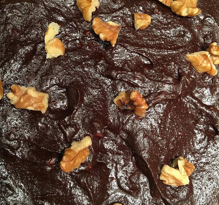 A Real Treat for Halloween – Ghoulishly Good Chocolate Pumpkin Fudge Brownies